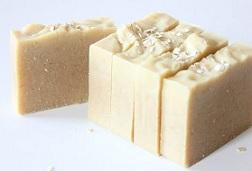 Ejemplo de cómo hacer jabón natural de avena