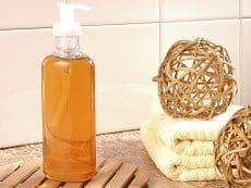 Jabón de castilla líquido