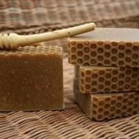 Jabon de miel casero