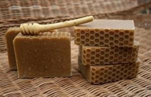 Como hacer jabon de miel casero