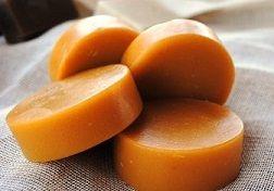 Hacer jabon de zanahoria casero