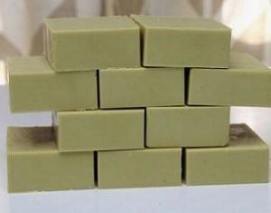 como hacer jabón de Alepo en casa