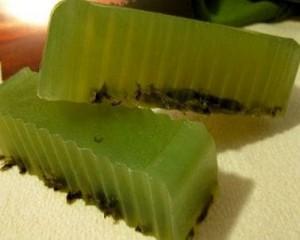 Aprende cómo puedes hacer jabón de algas marinas