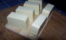 Imagen de cómo hacer jabón de leche de cabra