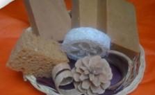 Ejemplo de cómo hacer jabón de cacahuananche