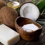 Cómo hacer jabón de coco