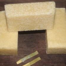 Ejemplo de cómo hacer un jabón potásico