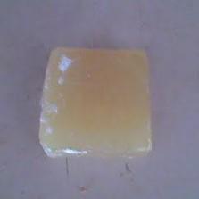 Ejemplo de jabón de cuaba dominicano